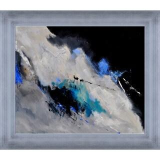 Pol Ledent 'Abstract 1811802' Framed Fine Art Print