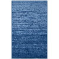 Safavieh Adirondack Vintage Ombre Light Blue/ Dark Blue Rug - 2'6 x 4'