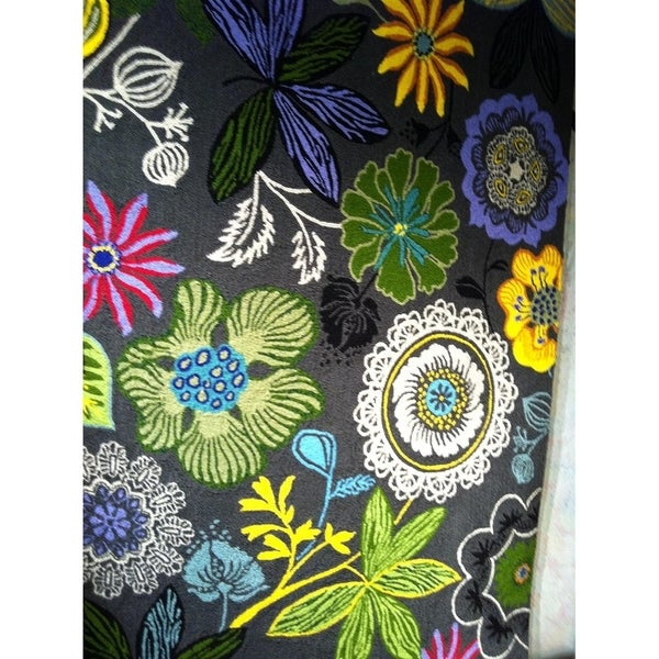 Safavieh Hand-Hooked Four Seasons Grey / Multicolored Rug - 9' x 12'