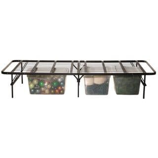 Brookside 14-inch High Folding Metal Bed Frame