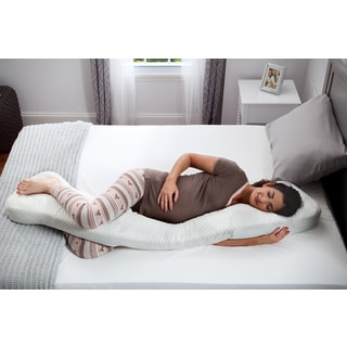 Memory Foam Body Positioner for Expecting Moms