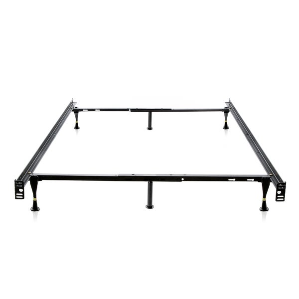 Structures By Malouf Heavy Duty 6 Leg Adjustable Metal