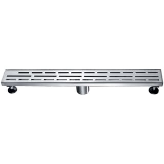 Dawn Amazon River Series 24-inch Linear Shower Drain