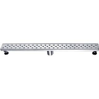 Dawn Memuru River Series Linear Shower Drain 32-inch