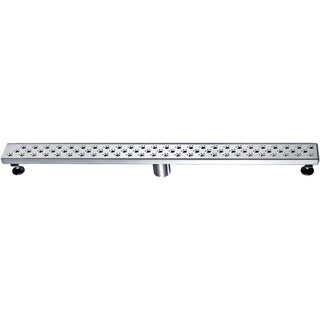 Dawn Memuru River Linear Shower Drain