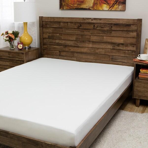 Shop Comfort Dreams 6 Inch Full Size Memory Foam Mattress Free