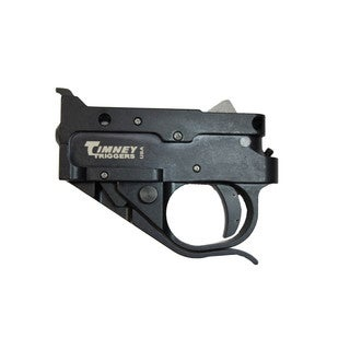 Timney Triggers RUGER 10/22 Triggers/Guard Complete Assembly, Black Shoe