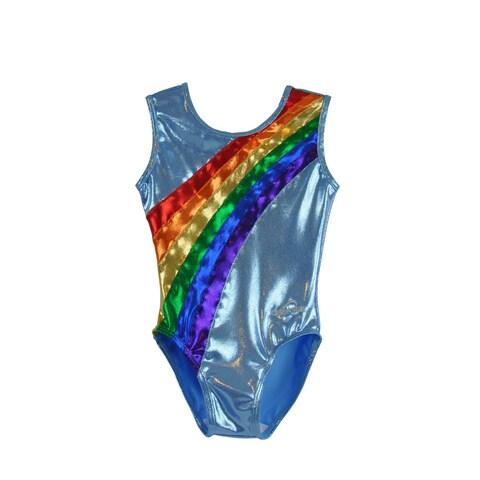 Obersee Kid's Rainbow Arc Gymnastics Leotard
