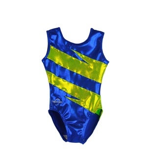Kids' Royal Blitz Gymnastics Leotard