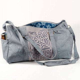 Kaila Applique Duffel Bag (India)