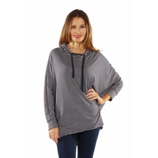 24/7 Comfort Apparel Women's Dolman Sleeve Striped Hoodie|https://ak1.ostkcdn.com/images/products/10772736/P17823264.jpg?_ostk_perf_=percv&impolicy=medium