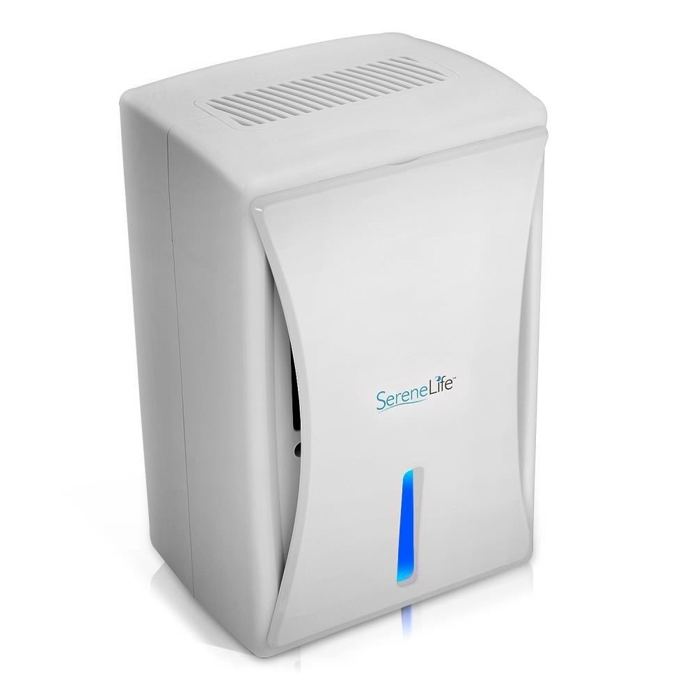 Pyle SereneLife PDUMID35 Compact Electronic Dehumidifier ...