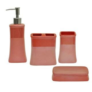 Jessica Simpson Kensley 4-piece Bath Accessory Set