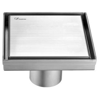 Dawn Volga River Square Shower Drain