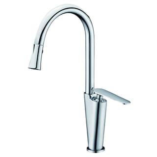 Dawn Chrome Single-lever Kitchen Faucet