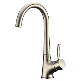 Dawn Brushed Nickel Single-lever Bar Faucet