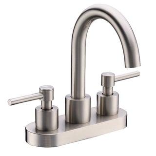 Cadell Br Center Set Bathroom Faucet