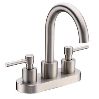 8 In Centerset Bathroom Faucet. Cadell 2040001 Centerset Bathroom Faucet  7 8 Inches Faucets For Less Overstock com