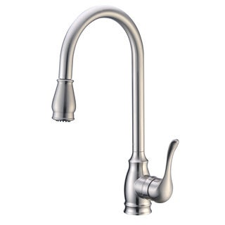 Cadell 2070189 Single Handle Kitchen Faucet with Pull-Down (2 options available)