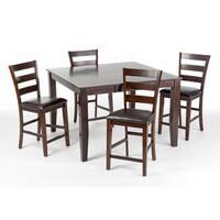 Kona Raisin 54x36-54x36 Gathering Table