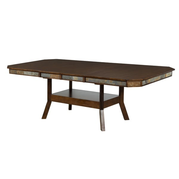 Sunny Designs Santa Fe Extension Table with Double  : Sunny Designs Santa Fe Extension Table with Double Butterfly Leaf f6ab22bc f157 438a 9014 c75f0c57860c600 from www.overstock.com size 600 x 600 jpeg 12kB