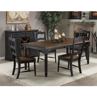 Princeton Black/Walnut Dinette Table