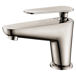 Dawn Single-Lever Lavatory Brushed Nickel Faucet