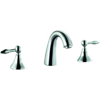Dawn 3-Hole, 2-Handle Widespread Chrome Lavatory Faucet