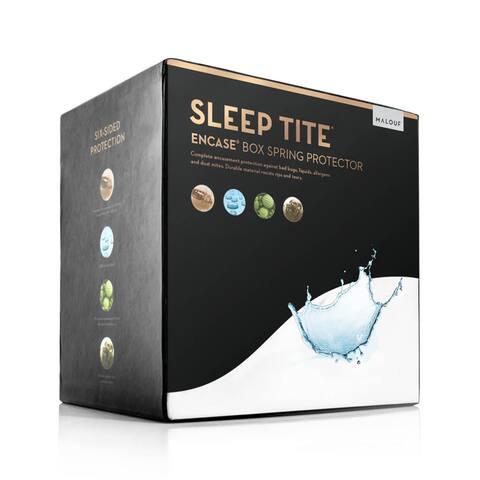 Sleep Tite Encase Zippered Box Spring Protector