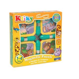 Kliky Orange Safari Magenetic Puzzle