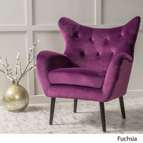 Accent Chairs, Purple, Mid-Century Modern | Shop Online at Overstock