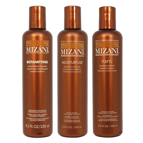 Mizani Natural Hair Reviews