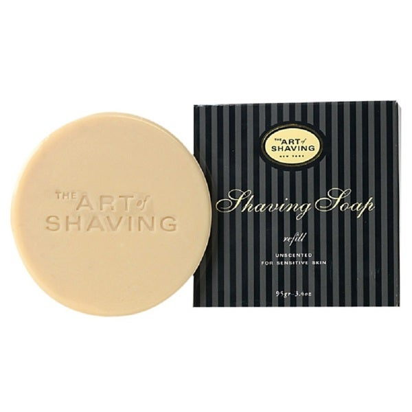 The Art of Shaving Unscented Soap Refill