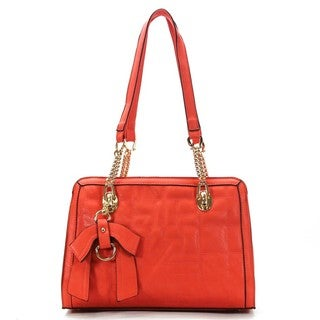 Mark Ciel Reconnu Shoulder Tote Handbag