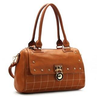Royal Lizzy Couture Dacverrouillage De La Beautac Boston Handbag