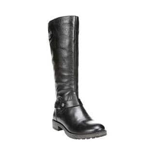Women's Naturalizer Tanita Boot Black Oklahoma Leather https://ak1.ostkcdn.com/images/products/10774087/P17824409.jpg?impolicy=medium