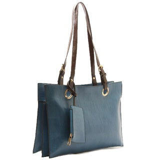 Chacal Taylor Monde Rectangulaire Shoulder Tote Handbag