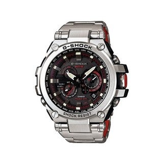 Casio G-Shock Solar Stainless Steel Chrono Tough MTGS1000D-1A4