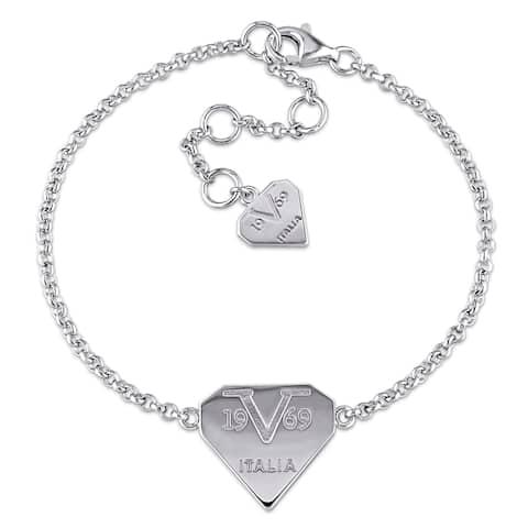 Miadora mark Bracelet in Sterling Silver