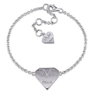 Link to Miadora mark Bracelet in Sterling Silver Similar Items in Children's Jewelry