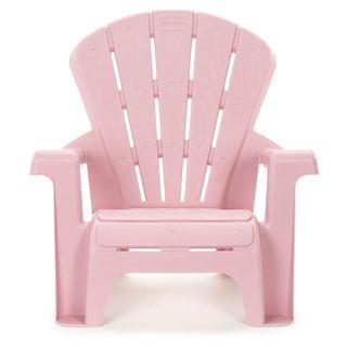 Little Tikes Pink Garden Chair