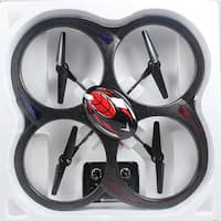 CIS-391C 2.4GHz Quadcopter with 2 MP Camera