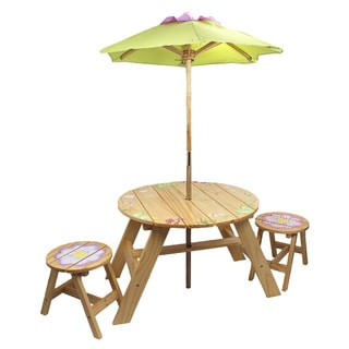 Fantasy Fields - Magic Garden Outdoor Table & Set of 2 Chairs
