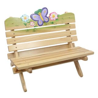 Fantasy Fields - Magic Garden Outdoor Bench|https://ak1.ostkcdn.com/images/products/10774521/P17824795.jpg?impolicy=medium
