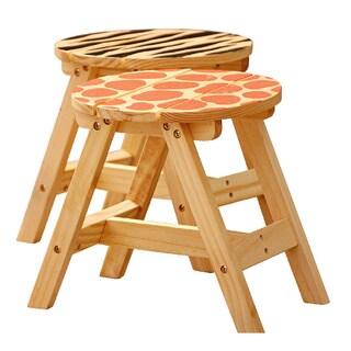 Fantasy Fields - Sunny Safari Outdoor Set of 2 Chairs