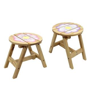 Fantasy Fields - Magic Garden Outdoor Set of 2 Chairs