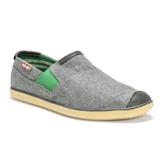 Muk Luks Men's Grey Jose Shoes