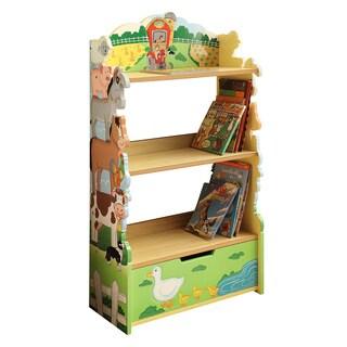 Fantasy Fields - Happy Farm Animals Bookshelf