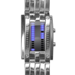 Dakota Fusion Men's Light Up Display Watch