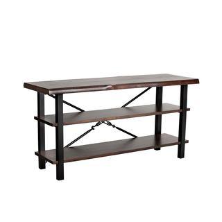 Zenn Sunpan Dixon Solid Acacia Wood Sideboard